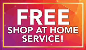 Free shop at home service available! We bring the showroom to you!   during the National Gold Tag Flooring Sale at Ted's Abbey Carpet in Anniston! 0% Financing available for 12 months!